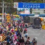 Ecuador imigrantes