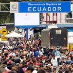 Imigrantes a Ecuador
