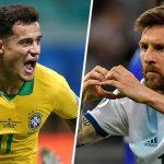 brasil y argentina