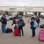 migrantes en Chacalluta