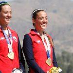 Hermanas ganaron medalla de oro