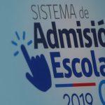 admision escolar