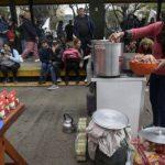 ARGENTINA-ECONOMY-CRISIS-SOUP KITCHEN-PROTEST