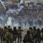 Crisis en Ecuador